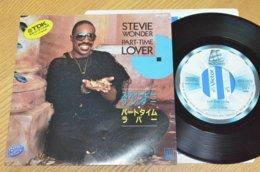 Stevie Wonder 45t Vinyle Part-Time Lover Japon - Soul - R&B