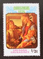 GRENADINES - NOËL 1974 - NEUF ** - YT 29 - MI 36 - Grenade (1974-...)