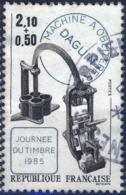 2362 LA MACHINE DAGUIN   Oblitéré ANNEE 1985 - Frankreich