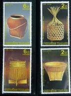 Thailand Stamp 1986 Internatinal Letter Writing Week - Thailand