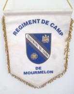 FANION REGIMENT DE CAMP DE MOURMELON - Drapeaux