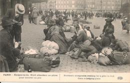 PARIS - Emigrants Du Nord - Francia
