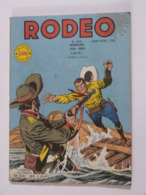 BD  ---    RODEO  N° 382 Avec  TEX WILLER - Rodeo