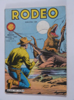 BD  ---    RODEO  N° 411  Avec  TEX WILLER - Rodeo