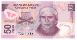 Mexico 50 Pesos 22/11/2006 UNC .PL. - Mexico
