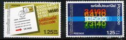 Thailand Stamp 1983 Postcode - Thailand