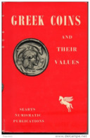 Greek Coins And Their Values. 218 Pages Et 8 Planches. Ouvrage En Anglais - Livres & Logiciels