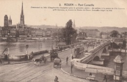 76 Seine Maritime : Rouen Pont Corneille - Rouen