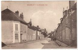 SEIGNELAY (89) - La Grande Rue - Ed. Houssard - Seignelay