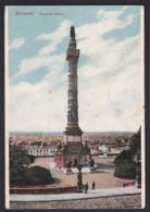 Jg_ Ansichtskarte Brüssel Congreß-Säule - Gebraucht Used - Feldpost - Bauwerke, Gebäude