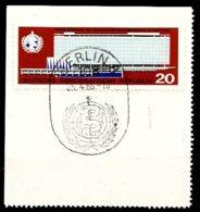 DDR 1966  Mi.nr. 1178 Gebäudes Der WHO  OBLITÉRÉS-USED-GEBRUIKT - [6] République Démocratique