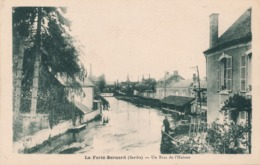 (CPA 72) LA FERTÉ-BERNARD  /  Un Bras De L'Huisne - - La Ferte Bernard