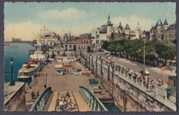 Jg_ Ansichtskarte Antwerpen Anvers - Gebraucht Used - 1955 - Antwerpen