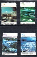 AAT Australian Antarctic Territory Michel 84-87 MNH - Nuevos