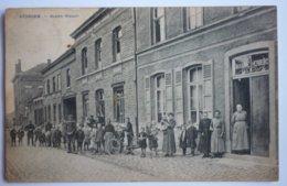 Audegem (Oudegem - Dendermonde): Bleien Straat - Gelopen Kaart - Dendermonde