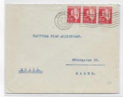 1933 - PAIX - ENVELOPPE De PARIS => MALMÖ (SUEDE) DESTINATION ! - 1921-1960: Modern Period