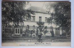 Audegem (Oudegem - Dendermonde): Buitengoed Van M. Van Mossevelde - Gelopen Kaart - Dendermonde
