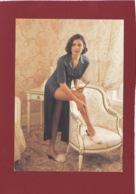 CARTE CPM PUB KOOKAI PRINTEMPS/ETE  1992 FEMME ATTIRANTE SEXY  JAMBE - Moda