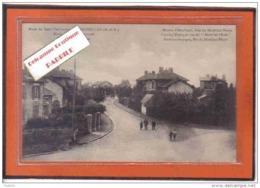 Carte Postale 54. Mancieulles  Mines De Saint-Pierremont Trés Beau Plan - France