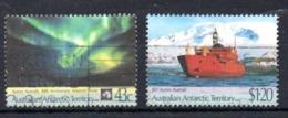 AAT Australian Antarctic Territory Michel 88-89 USED - Usados