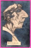 ARCIMBOLDESQUE - ARCIMBOLDO - SURRÉALISME - Bacchus - Bacchvs - Femme Nue - Métamorphose - Edit. G. FERRATO - 1912 - Fantaisies