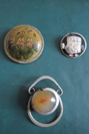 3 Broches - Broches