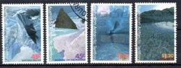 AAT Australian Antarctic Territory Michel 106-109 1996 USED - Usados
