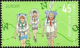 CEPT / Europa 2007 Allemagne N° 2425 ** Le Scoutisme - Europa-CEPT