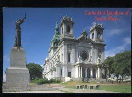 CPM Etats Unis MINNEAPOLIS Cathedral Basilica Of Saint Mary - Minneapolis