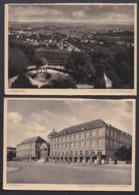 Jg_ 4 Ansichtskarten Wiesbaden - Gebraucht Used - 1938 - 1942 - Wiesbaden