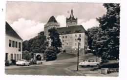 KARMANN-85  KLEVE With KARMANN GHIA - Postcards