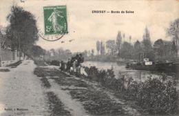 Croissy Sur Seine (78) - Bords De Seine - France