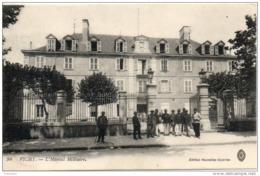03. Vichy. L'hopital Militaire - Vichy