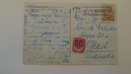 D168041 Croatia ZAGREB   PU 1948 - Postage Due -Porto   60 Filler Hungary - Croatie