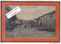 Carte Postale  54. Lagney  Grand'Rue Trés Beau Plan - France
