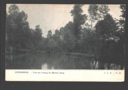 Linkebeek - Vue Sur L'étang Du Moulin Rose - Enkele Rug - 1907 - Linkebeek