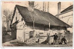 10. Environs De Troyes. La Moline - France
