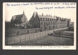 Kortemark - Klooster Der Zusters Van Liefde - O. L. Vrouw Van Troost - Voorgevel - Kortemark