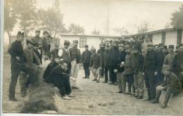 BOULES PETANQUE FANNY ALLEMAGNE CAMP DE PRISONNIERS NON SITUE (carte Photo) - Other