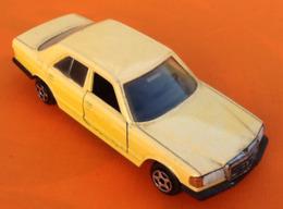 Voiture Miniature Mercedes 280 Jet-Car De Norev Made In France Echelle : 1/43ème - Norev