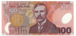 New Zealand 100 Dollars 2006 UNC .PL. - Nuova Zelanda