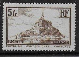 Mont St Michel  N° 260a**  - Cote 50 € - Frankreich