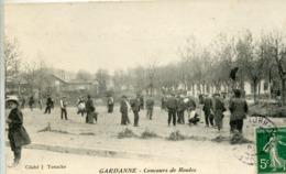 BOULES PETANQUE FANNY GARDANNE - Other Municipalities