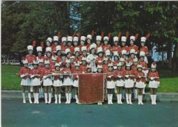 GARLIN   LES MAJORETTES    ANNEE 1975 - France