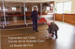 BOULES PETANQUE FANNY INGRANDES - France