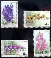 Thailand Stamp 1986 6th ASEAN Orchid Congress - Thailand