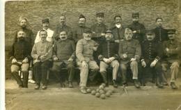 BOULES PETANQUE FANNY KOENIGSBERG (carte Photo) - Other