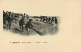 La Franqui Bains De Mer La Peche à La Traine RV - Leucate