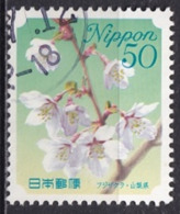 Japan 2010 - Flowers Of The Hometown Series 6 (50 Yen) - Usados