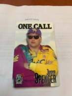 United States Jimmy Spencer Racing Card 1998 - Singles
